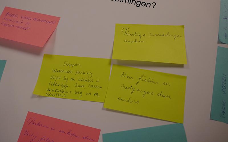 Opmerkingen Participatie Inwoners Oostkamp - Scelta Mobility