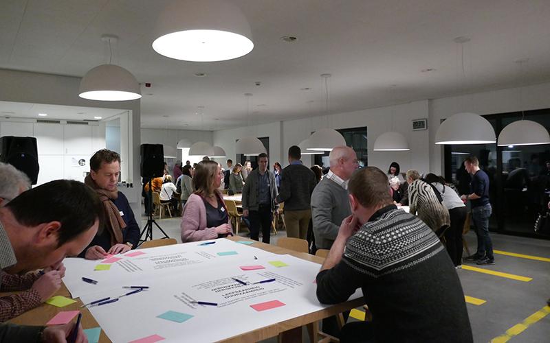 Sfeerbeeld Participatie Inwoners Oostkamp - Scelta Mobility