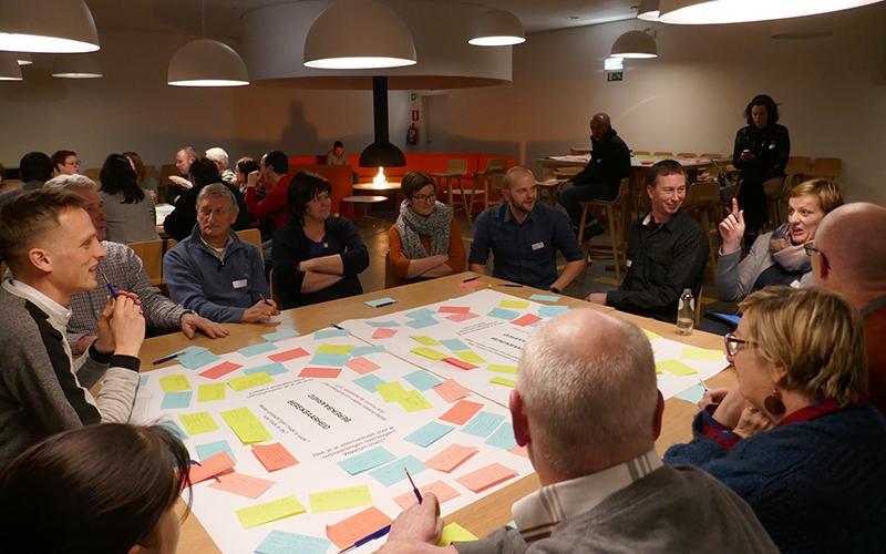 Werkwijze Participatie Inwoners Oostkamp - Scelta Mobility